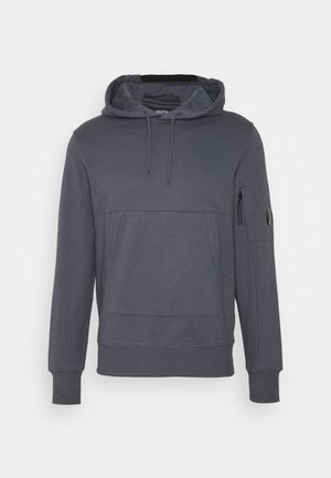 HOODED - Kapuzenpullover - ombre blue