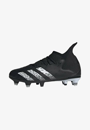 PREDATOR - Moulded stud football boots - black