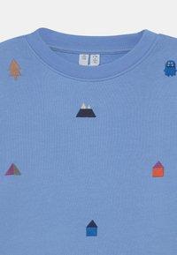 ARKET - Sweatshirt - blue/white - 2
