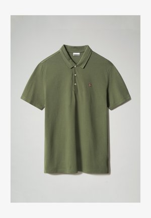Poloshirt - green cypress