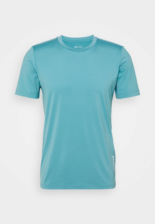 REFORM ENDURO LIGHT TEE - T-Shirt basic - light basalt blue