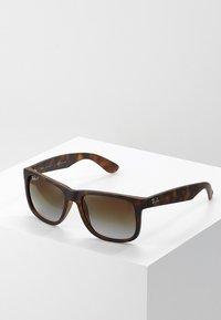 Ray-Ban - JUSTIN - Sunglasses - polar brown/ havana - 0