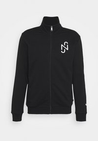 Puma - NEYMAR JR TRACK JACKET - Zip-up sweatshirt - black - 5