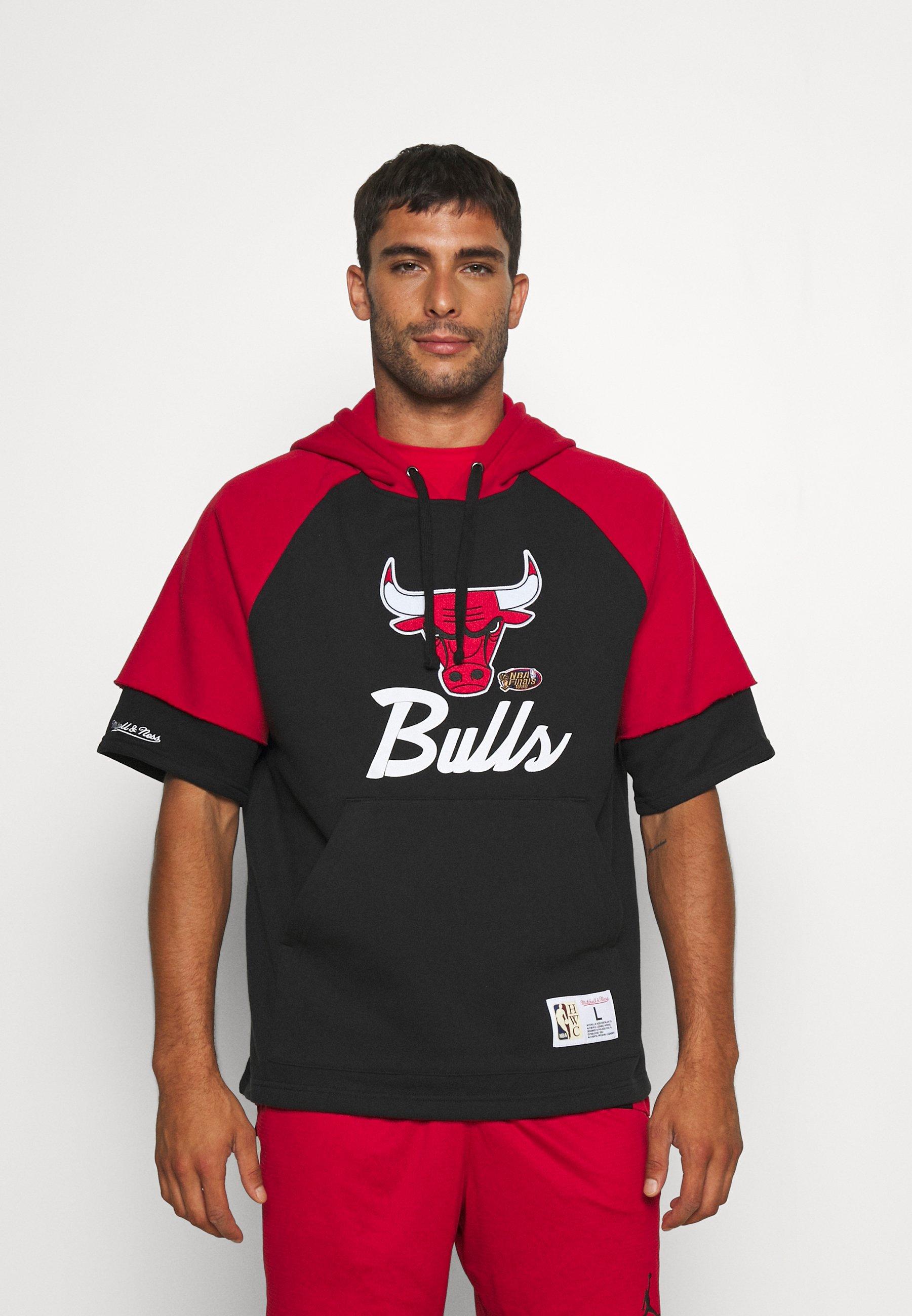 Men NBA CHICAGO BULLS HOODY - Club wear