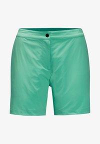 Jack Wolfskin - JWP  - Outdoor shorts - pacific green - 3
