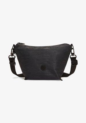 MALIKA MU - Across body bag - muze  black