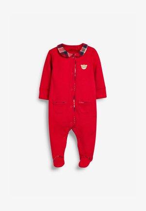 Sleep suit - red