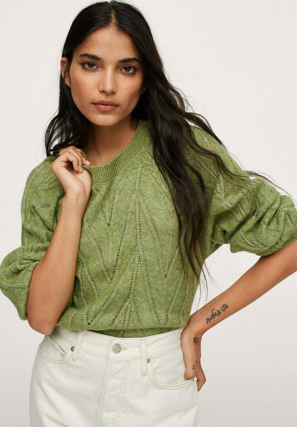 Femme VISGRAAT - Pullover