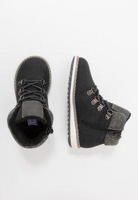 Friboo - Šněrovací kotníkové boty - black - 0