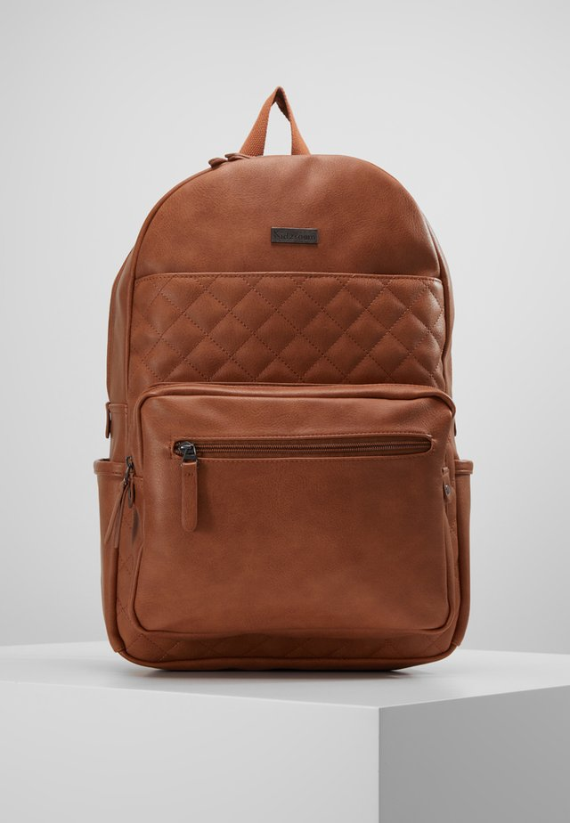 POPULAR DIAPERBACKPACK - Tasker - brown
