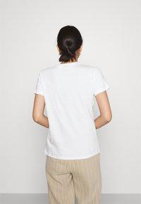 Cotton On - CLASSIC LED ZEPPELIN - Camiseta estampada - gardenia - 2