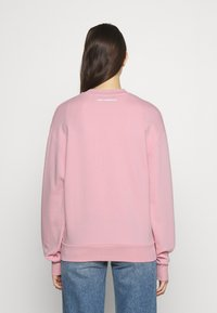 KARL LAGERFELD - BALLOON LOGO  - Sweatshirt - pink - 2