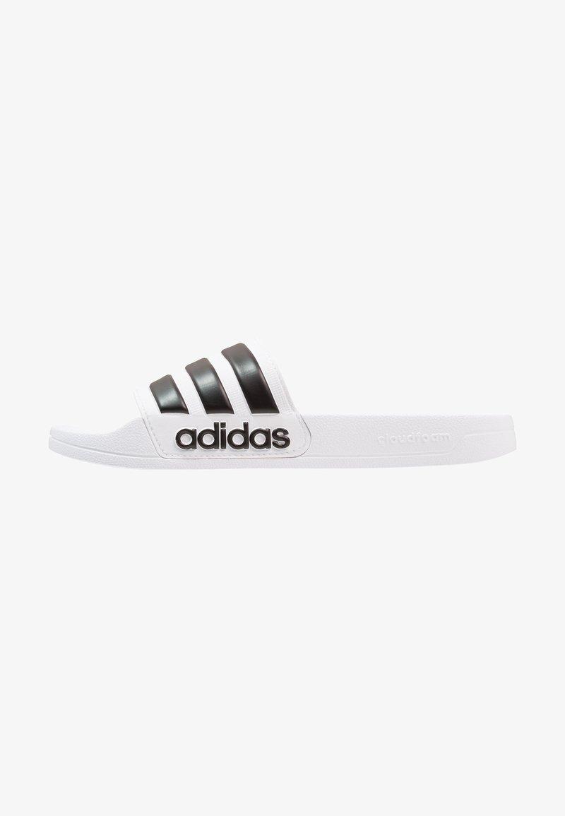 adidas Performance - ADILETTE - Pool slides - footwear white/core black