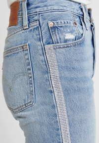 Levi's® - 501® CROP DIAMOND IN THE ROUGH 501 CROP - Jeansy Straight Leg - rough 501 crop - 5