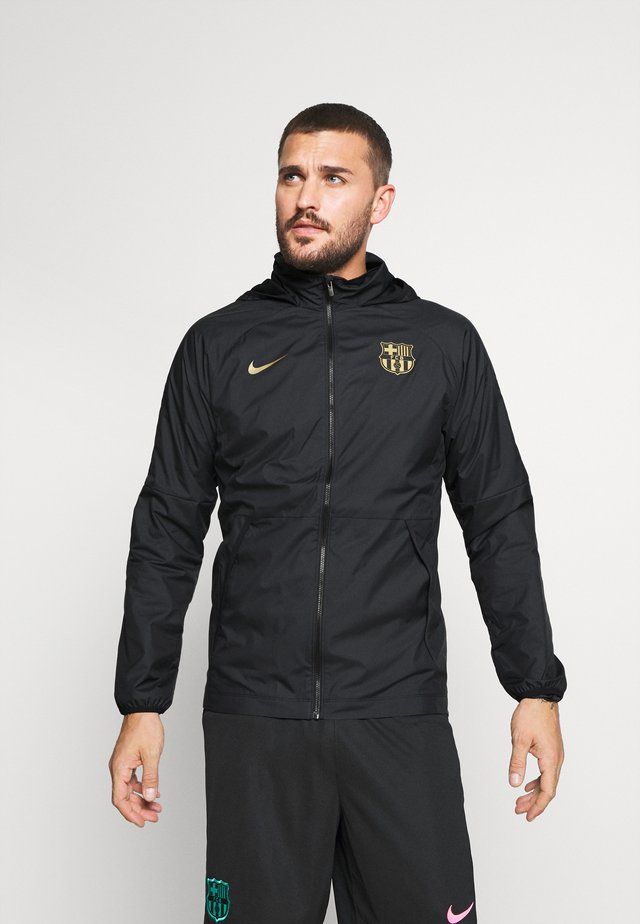 FC BARCELONA - Vereinsmannschaften - black/metallic gold