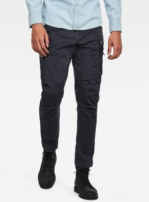 ROXIC STRAIGHT TAPERED  - Pantalon cargo - mazarine blue gd