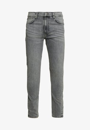 LEAN DEAN - Slim fit -farkut - grey denim