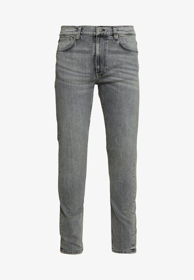 LEAN DEAN - Slim fit jeans - grey denim