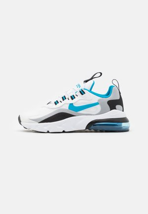 NIKE AIR MAX 270 RT BP - Baskets basses - white/laser blue/wolf grey/black
