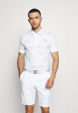 MATTR  - Tekninen urheilupaita - bright white/alure