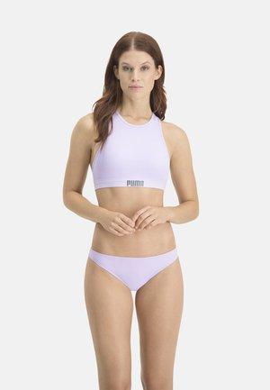 Bikini bottoms - pastel lavender
