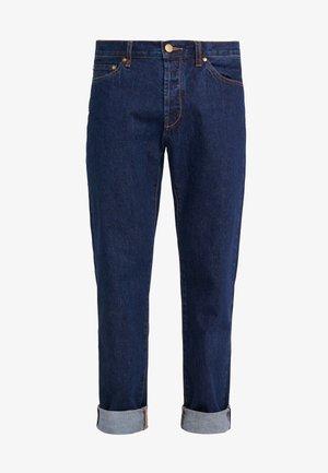 Zúžené džíny - medium blue
