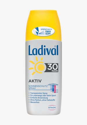 SONNENSCHUTZ AKTIV SONNENSCHUTZ SPRAY LSF 30 - Sun protection - -