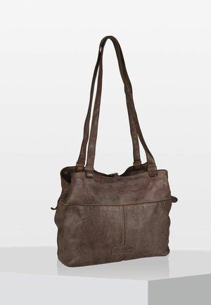 SUBMARINE - Handbag - brown