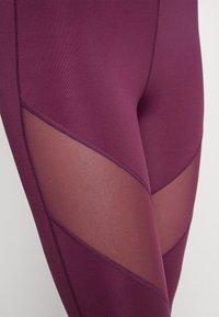 Even&Odd active - Leggings - purple - 5