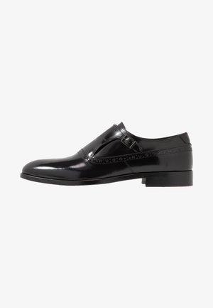 MIDTOWN - Mocasines - black