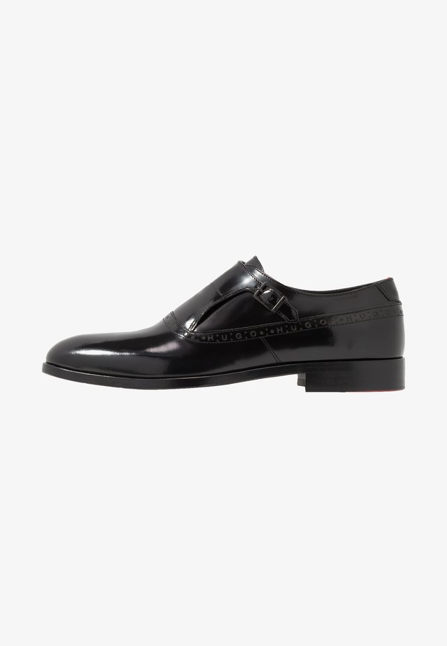 MIDTOWN - Mocassini eleganti - black
