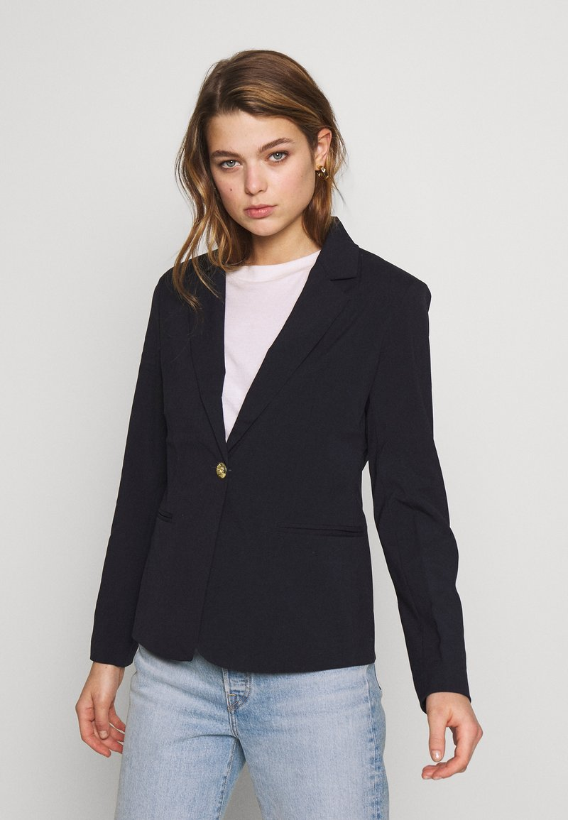 ONLY - ONLSOLEIL CINDY FITTED - Blazer - night sky