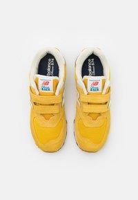 New Balance - PV574HB2 UNISEX - Trainers - yellow - 3