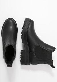 Tamaris - Ankelstøvler - black - 3