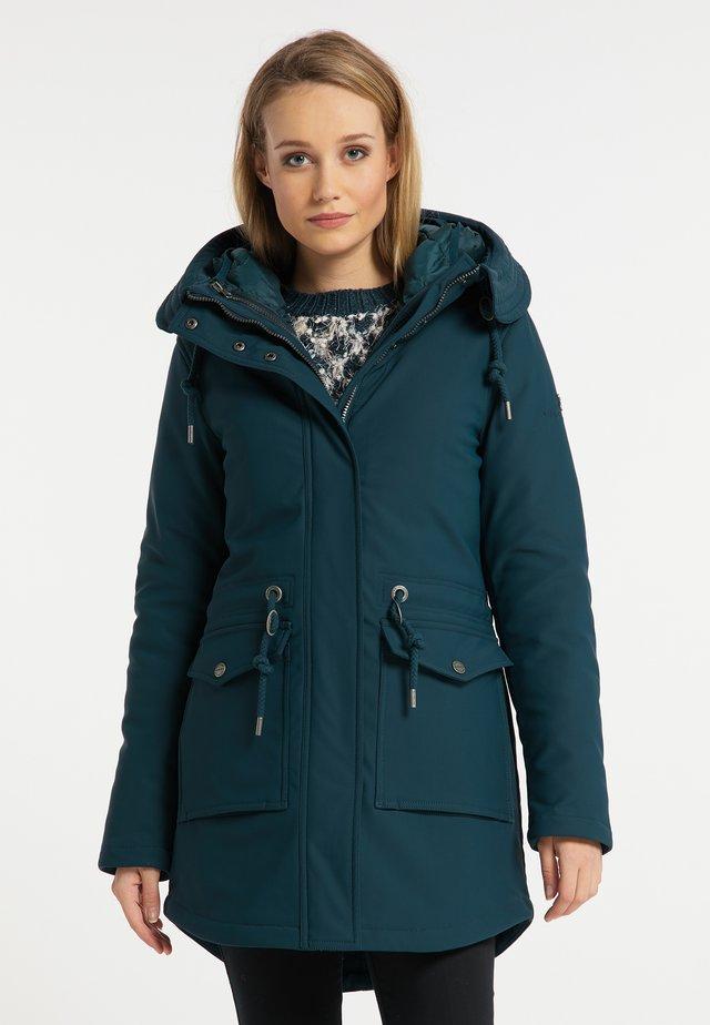 3 IN 1  - Cappotto invernale - smaragd
