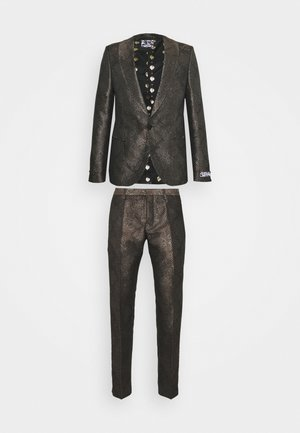 MIMIC SUIT - Kostuum - brown