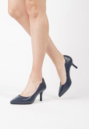 Classic heels - blu