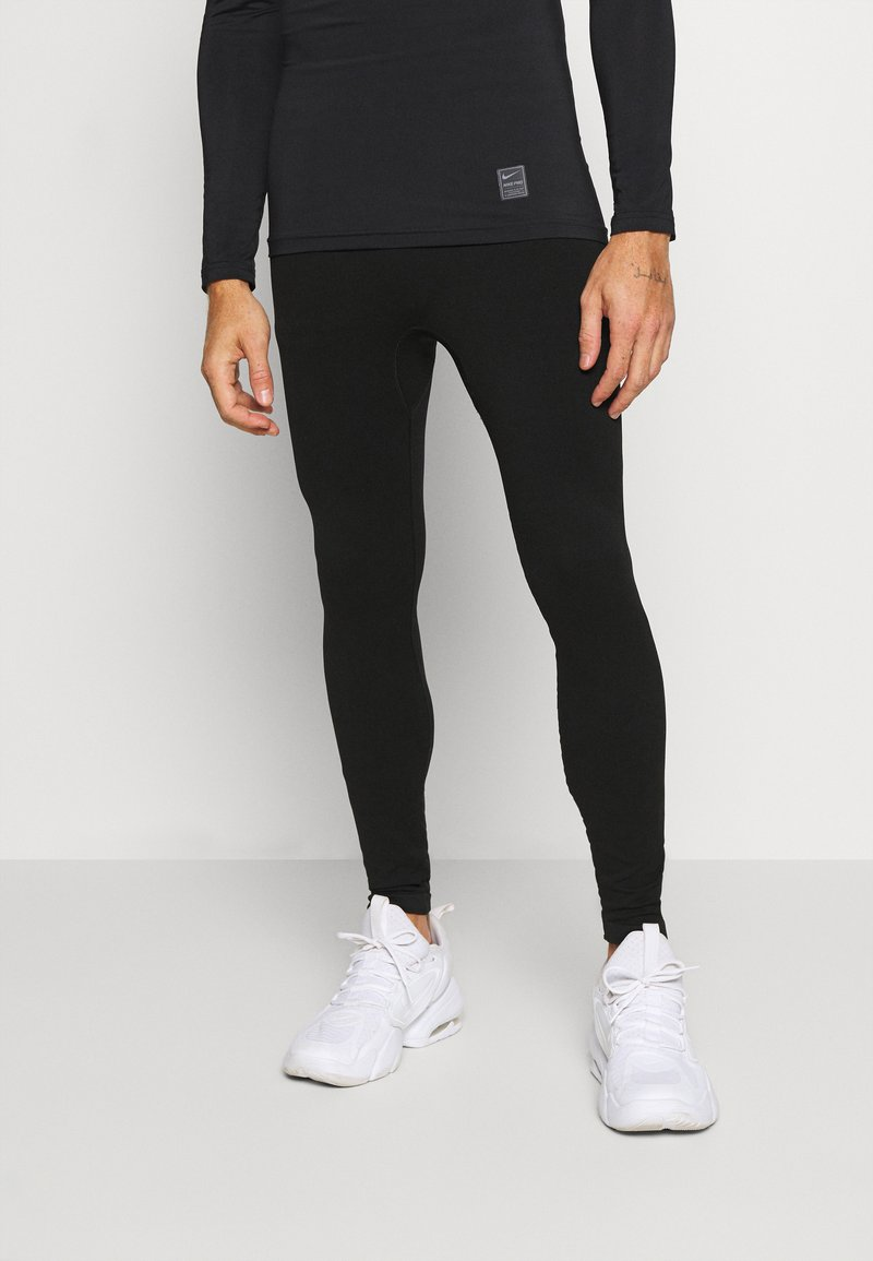 NU-IN - COMPRESSION TRAINING - Tights - black