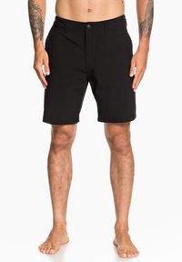 Quiksilver - UNION  - Swimming shorts - black - 1
