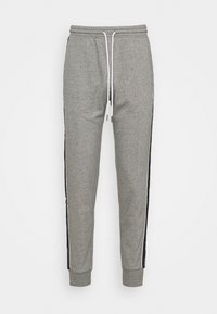 Champion - CUFF PANTS - Spodnie treningowe - grey - 4