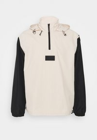 adidas Originals - UNISEX - Windbreaker - halo ivory/black - 4