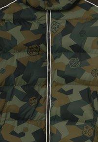 Re-Gen - Zimní bunda - kaki - 5