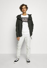 G-Star - BATT HOODED - Summer jacket - raven - 1