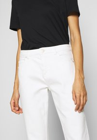 Opus - LUCY  - Relaxed fit jeans - offwhite denim - 3
