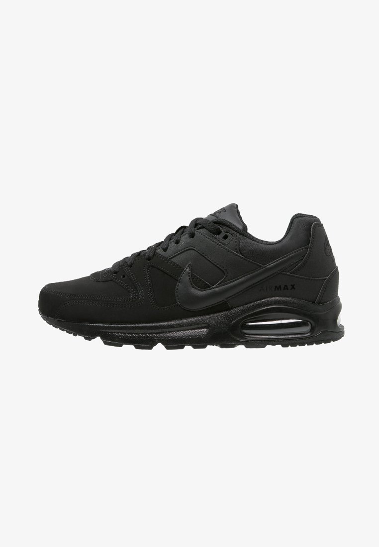 Nike Sportswear - AIR MAX COMMAND - Sneakers - black/anthracite