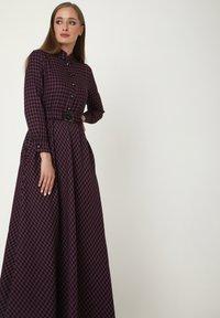 Madam-T - ALLTAGS EVELINA - Maxi dress - lila - 8