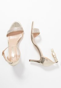 Dorothy Perkins - BLINGER TRIM  - Sandaler - gold - 3