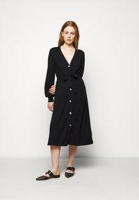 FTC Cashmere - Jumper dress - moonless night - 1