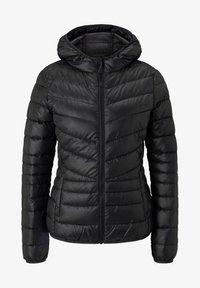 TOM TAILOR DENIM - LIGHT PADDED JACKET - Light jacket - deep black - 5