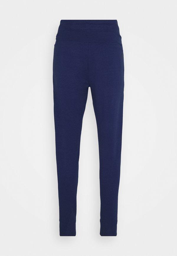 4F SVEN - Spodnie treningowe - dark blue/granatowy Odzież Męska OSHF